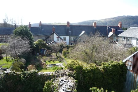 Beautiful Space in Machynlleth! - Machynlleth - Huis