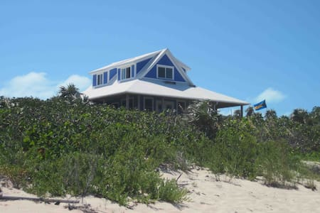 Long Island Bahamas Home Oceanside  - House