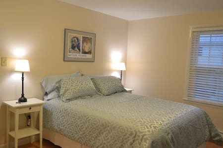 3 room suite with private entrance - Hus