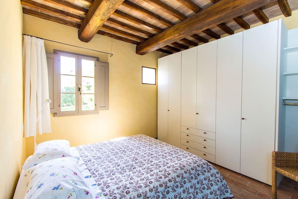 La Casina: bedroom | camera da letto