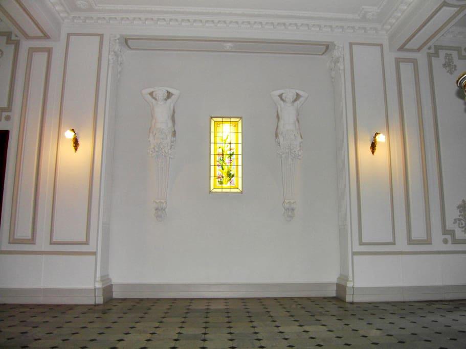 Hall d'entrée 3