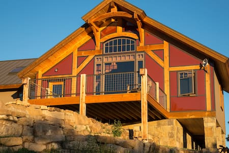 Telluride Region Timberframe - Placerville - Cabin