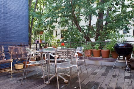 Chic designer-rustic, 14th & U Neighborhood, Metro - Washington - Townhouse
