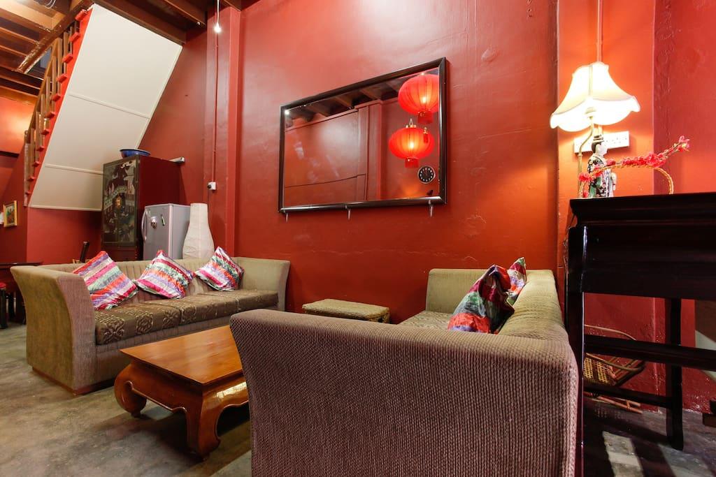 Boutel: Heritage House Lantern Room