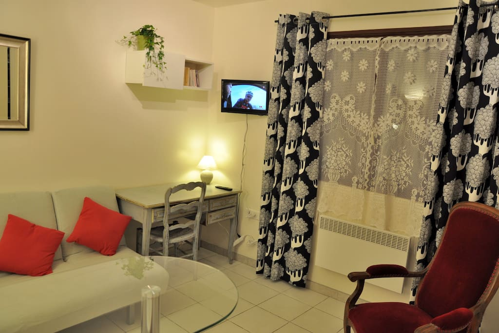 Avignon old city furnished studio