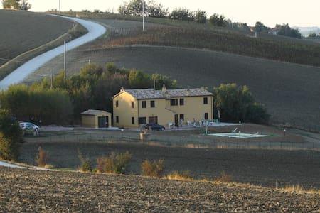 Cascina Balti:paradiso in campagna - Corinaldo - Villa