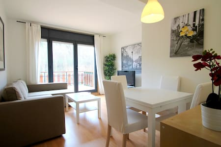 Cozy flat in the center Massana - La Massana