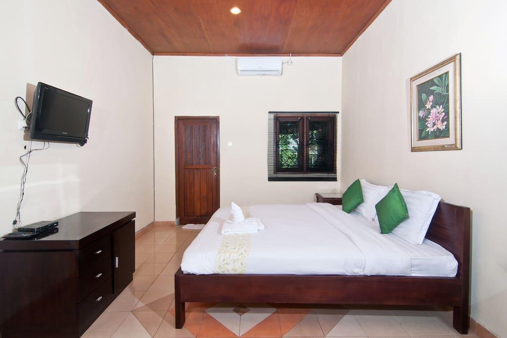 Alam Jogja Resort Standard Room