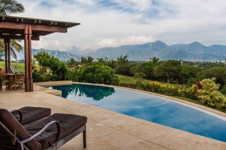 Nani Kai-Luxury home w/pool, hottub