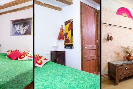Double room and cozy - Barcelona - Apartment