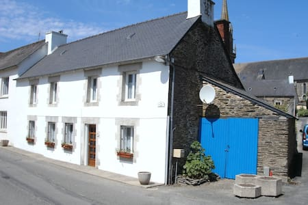 Village gem in central Brittany - House