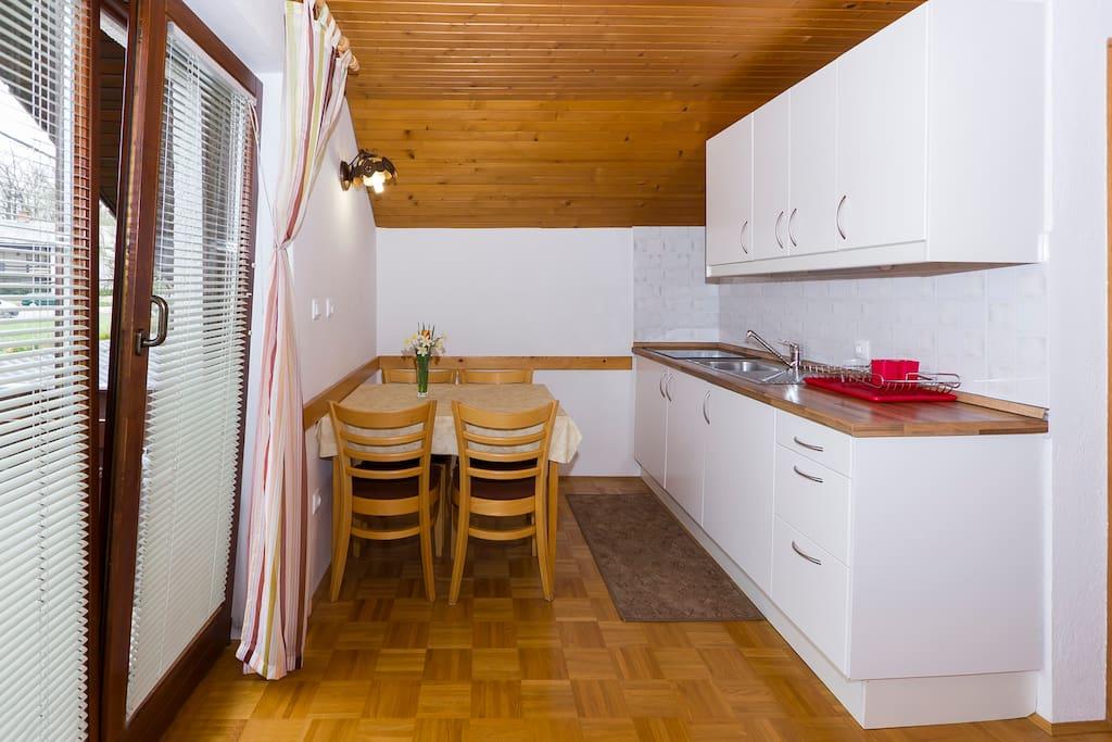 Apartment Kristan Bled