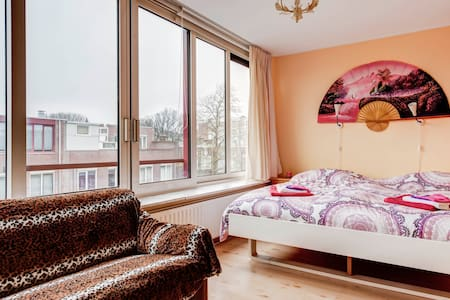 Comfortable rooms in the Hague