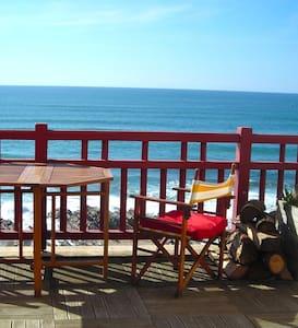 Beachfront flat, Bidart plage - Daire