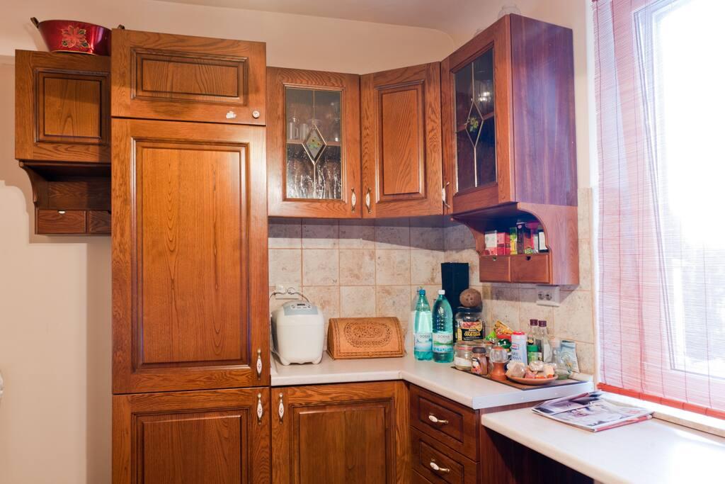 Kitchen - Fridge