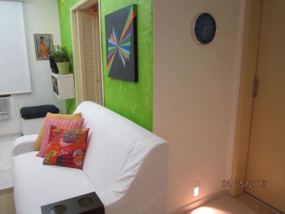Apartment 1 bedroom in Copacabana