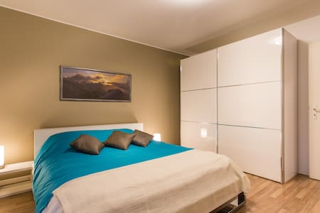 Apartment with wonderful views - Luins