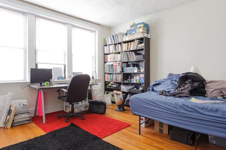 Sunny, Spacious, by Central Square - Cambridge - Appartement