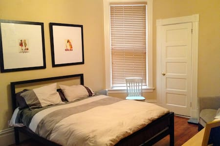Room type: Private room Bed type: Real Bed Property type: Apartment Accommodates: 1 Bedrooms: 1 Bathrooms: 2.5