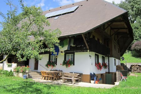 Lovely Black Forest Farmhouse    - Kirchzarten