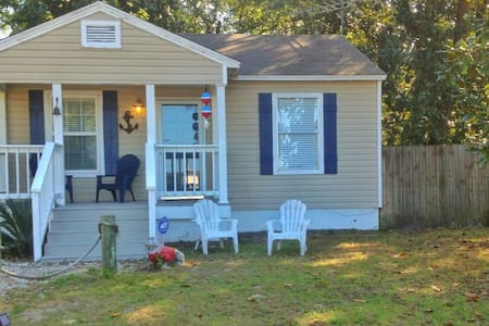 Charming Bayou Bungalow - Brand New Listing! - Casa