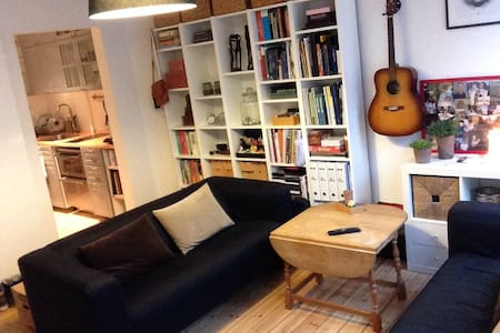 Cozy little apartment perfect for 2 - Frederiksberg - Apartment