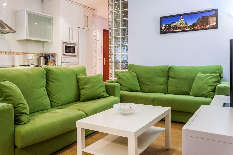 Sol-lux confort Madrid Fantastid