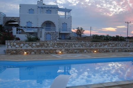 Beautiful Villa close to the sea - Paros