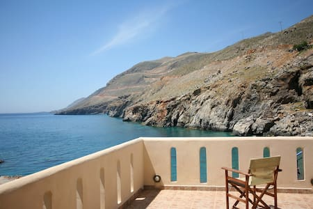 Self Catering Suite 3 in Sfakia - Appartement