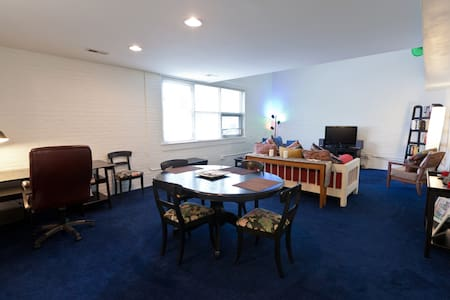 Spacious Loft--Historic Wilmington - Wilmington - Wohnung