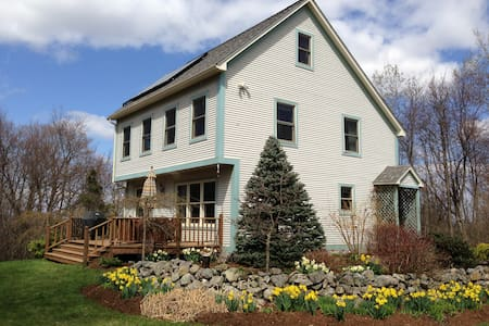 Country Home In New Haven, VT - New Haven - Huis