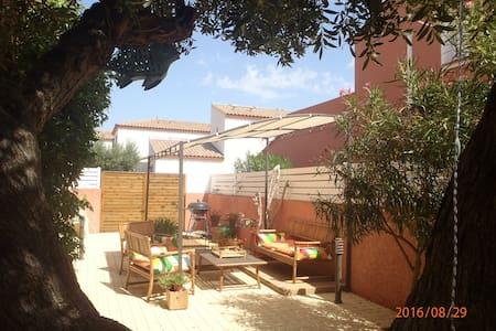 Superbe Villa près de la plage Canet et Perpignan - Perpignan