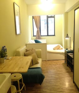 -30%! Amazing Location, Cosy Studio With Rooftop - Hong Kong - Apartment