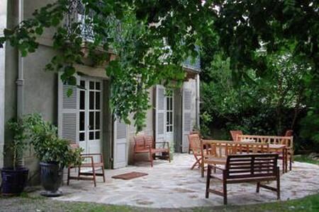 Chambre La Marquise de Montespan - Bagnères-de-Luchon - Bed & Breakfast