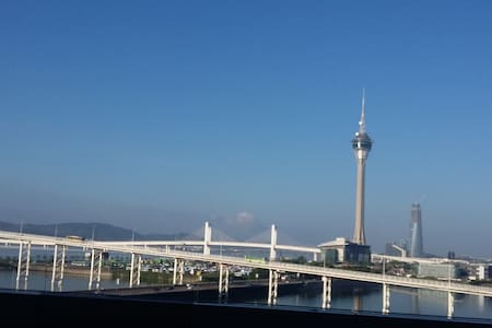 Premium Condo-Clean, Cosy n Quiet - Macau - Townhouse