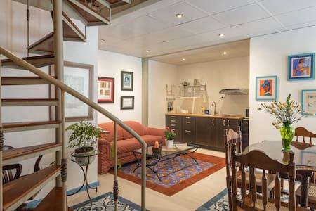 Enchanting Loft 104  Heart of  Colonial Zone - Loteng Studio