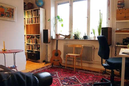 Cosy apartment in central Stockholm - Stockholm