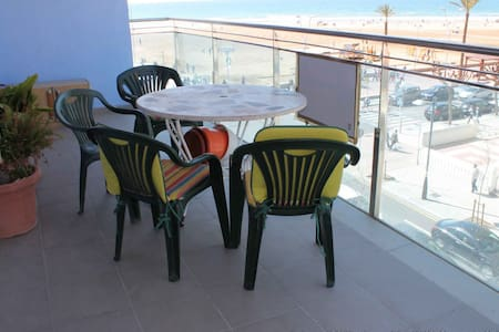 fantastic Apartment on first line beach - Calafell