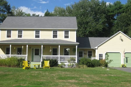 SPACIOUS HOME IN COUNTRY SETTING - Saco