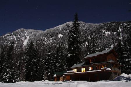 Great Bear Chalet, Bella Coola  - Hagensborg - Bed & Breakfast