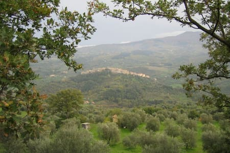 Seggiano-Monte Amiata