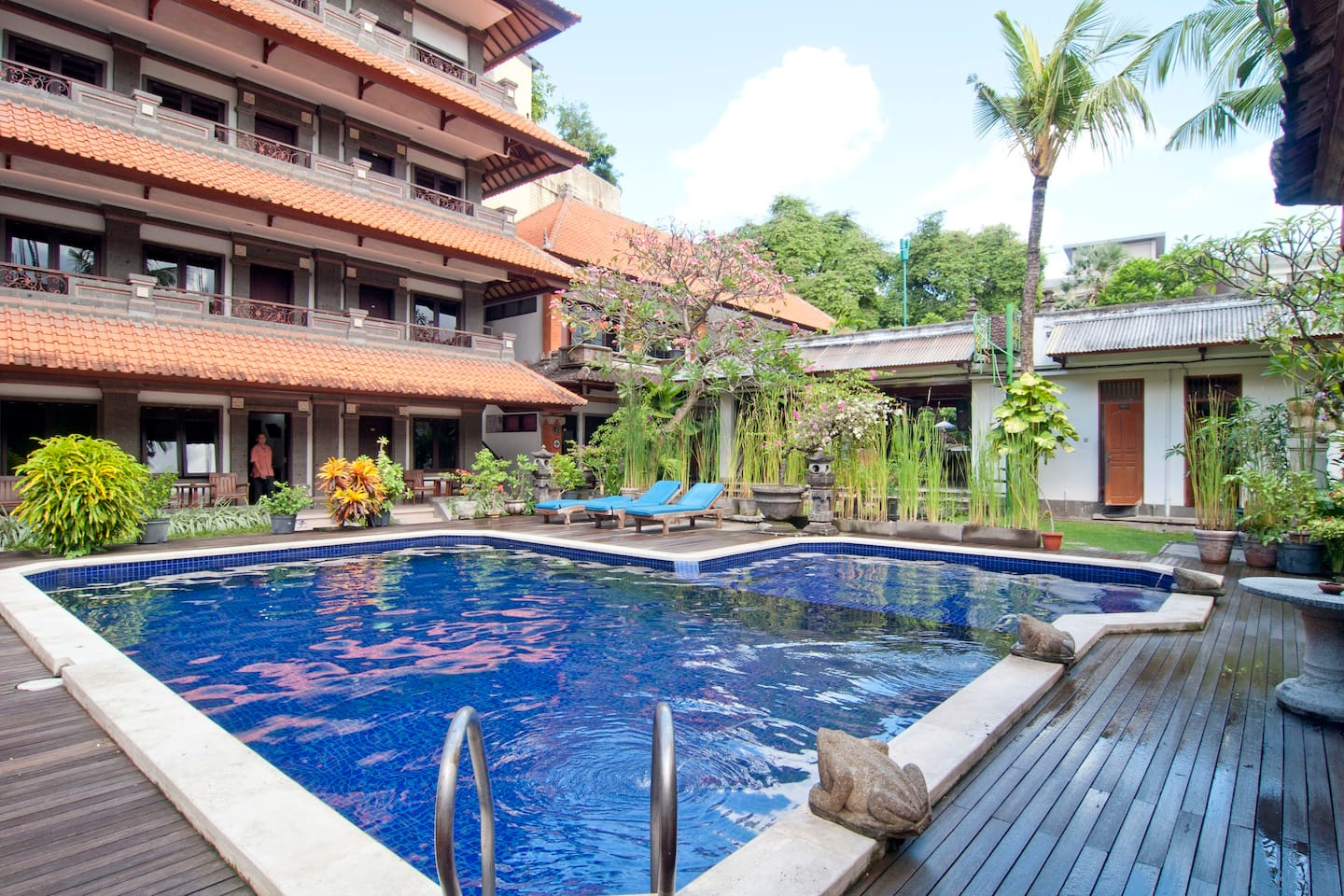 Affordable stay in Kuta/Bali
