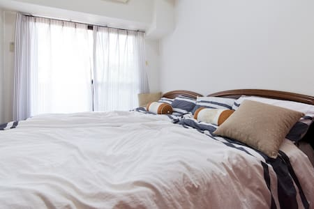 GREAT VALUE!! 2-minute train ride from Namba★ - Tennōji-ku, Ōsaka-shi - Apartment