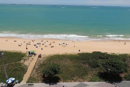 Apartamento frente mar P. da Costa - Apartment