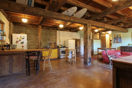 Flat in Western Sonoma's redwood hills - Occidental - Andet