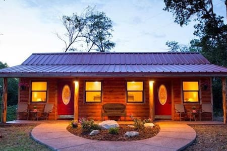 Cabin Rental 10 minutes from Baylor - Waco - Cabin