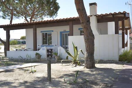 Casa de Pinheiros en la Isla Armona - Olhão