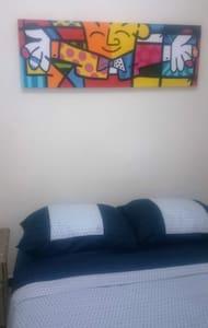 quitinetes. - Volta Redonda - Apartment