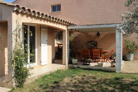 Villa 8 pers entre mer et montagne - Cazouls-lès-Béziers