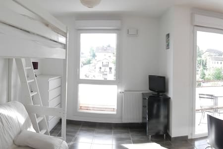 Magnifique studio proche lac - Annecy-le-Vieux - Appartement